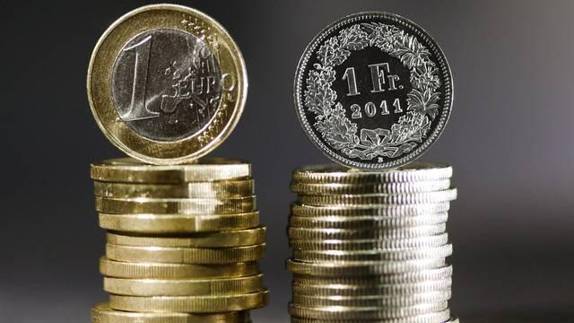 Bundesrat Johann Schneider-Amman möchte den Euro-Mindeskurs anheben