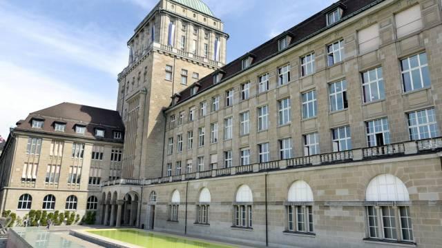 Das Hauptgebäude der Universität Zürich. Bald ist liz-System endgültig Geschichte.