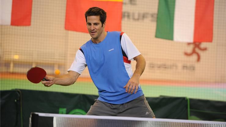 Nico Hobi ist nicht nur OK-Präsident der Weltmeisterschaften, sondern tritt auch selbst in der Elite an. Foto: ZVG.