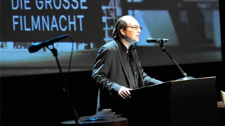 Pascal Trächslin vom Basler Filmförderverein Balimage dürfte sich über die Erhöhung der Fördergelder freuen. (Archiv)