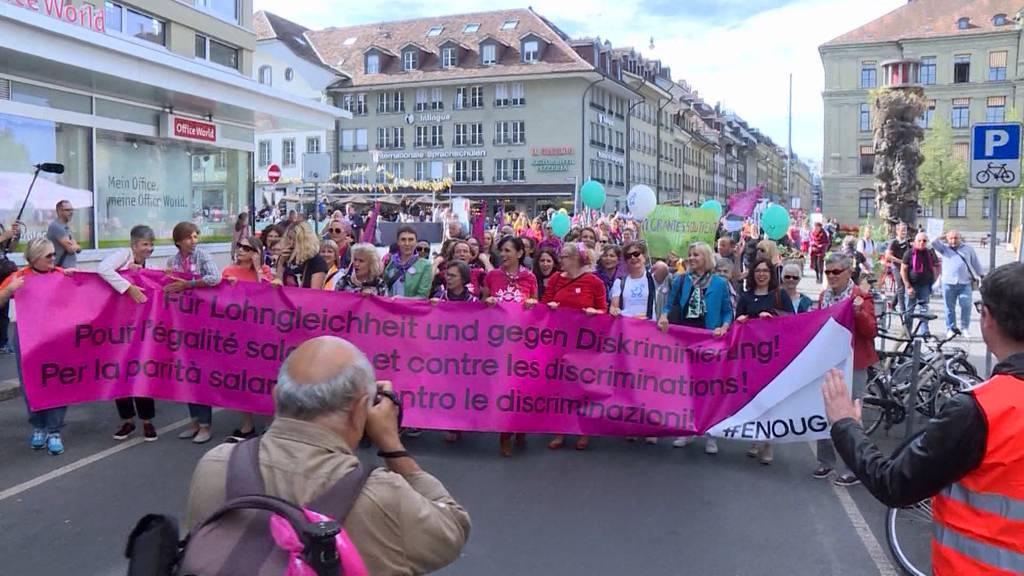 Planungen für den Frauenstreiktag laufen auf Hochtouren