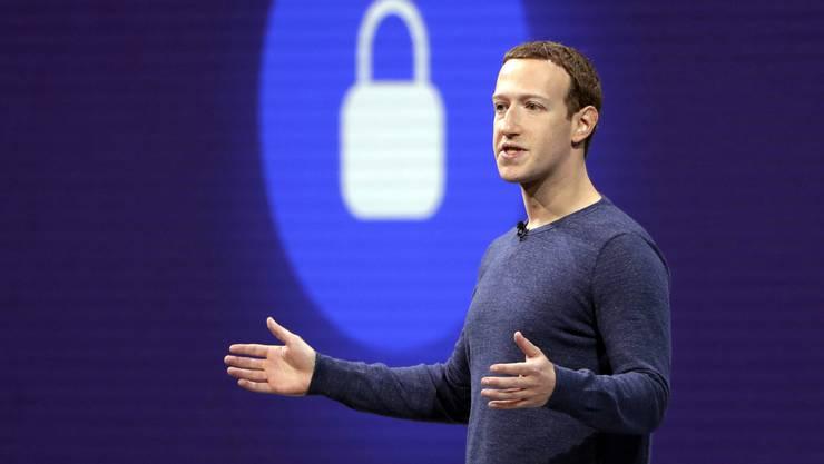 Mark Zuckerberg verspricht ein neues Facebook.