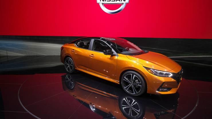 Nissan muss erneut Autos zurückrufen. (Archivbild)