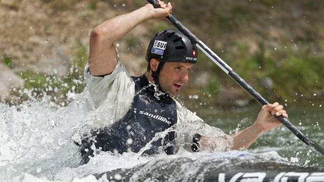 Kanufahrer Mike Kurt: Mehr Geld für Spitzensportler
