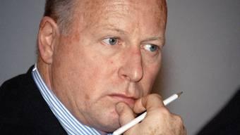 Thomas Schmidheiny steigt wieder stärker bei Holcim ein (Archiv)