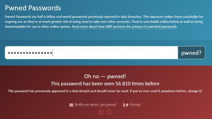 Millionen unverschlüsselte Passwörter im Netz – Betroffen sind Internetnutzer weltweit.