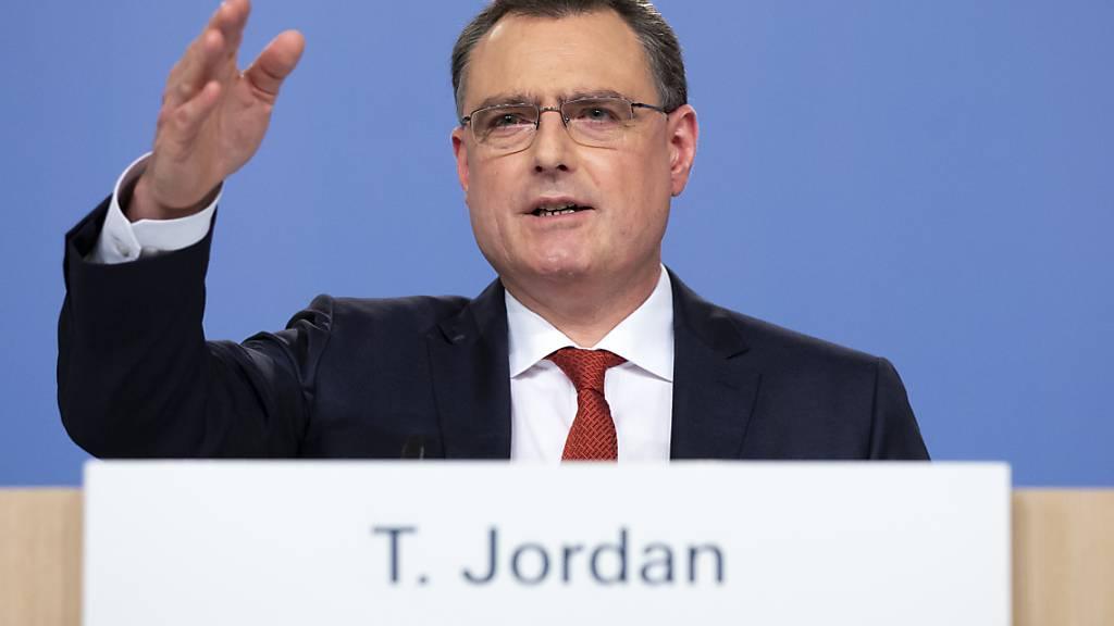 SNB-Chef Jordan hat medizinischen Eingriff gut überstanden