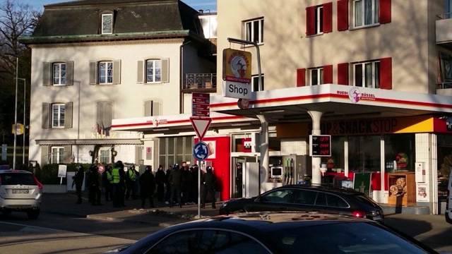 Polizei im Dauereinsatz wegen Cup-Spiel