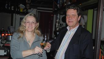 Holger Greis und Monica Aeschbacher