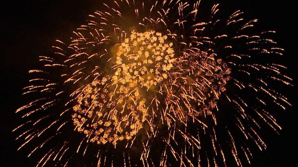 1. August: So feierten die Freiburger