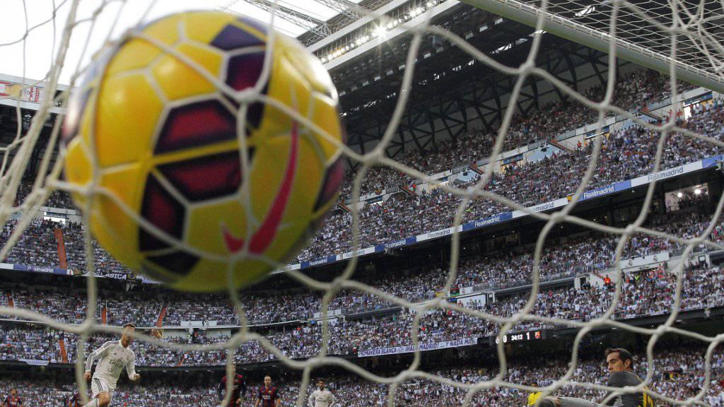 Puma löst Nike als Ballausrüster der spanischen Fussball-Liga ab