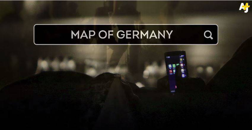 «Deutschland» oder «Brandwunden»: Danach suchen Syrer bei Google