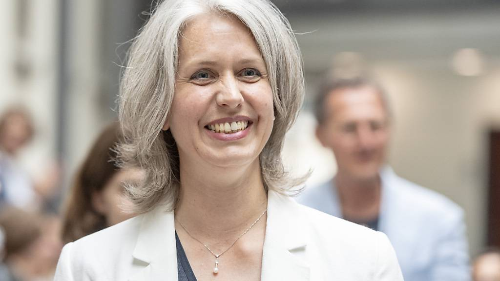 Die Luzerner Finanzdirektorin Franziska Bitzi Staub (CVP) will auf eine Mietzinshilfe für das Gewerbe verzichten, weil diese Unterstützung nicht mehr nötig sei. (Archivaufnahme)