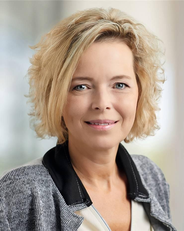 Isabella Oser, Mitglied Geschäftsleitung LVB