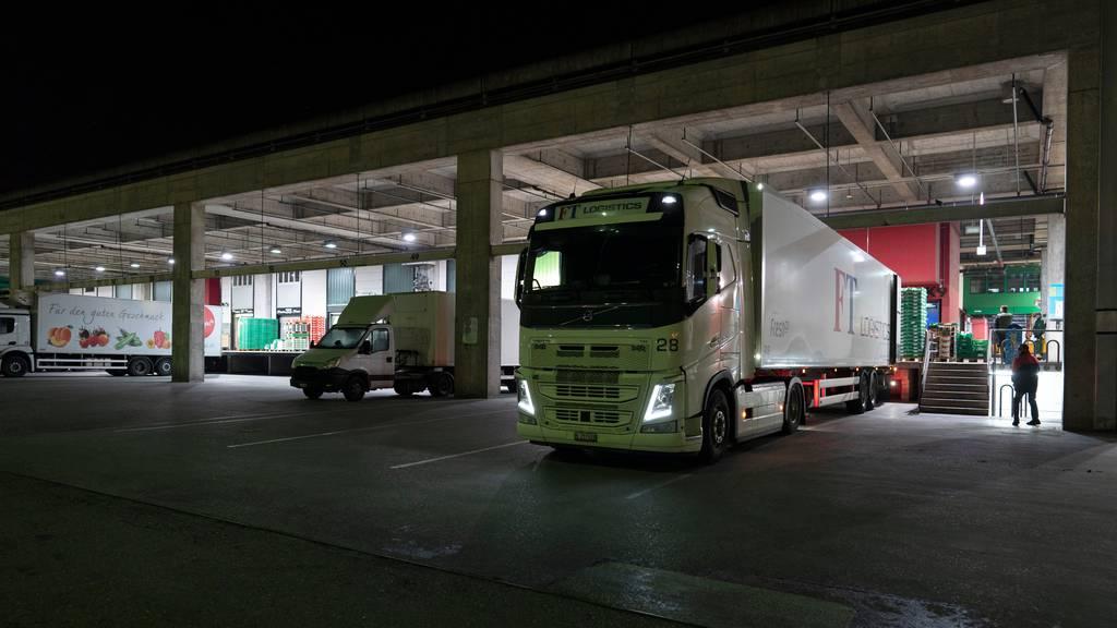 Die Erleichterungen für das Transportgewerbe sollen die Versorgungssicherheit gewährleisten.