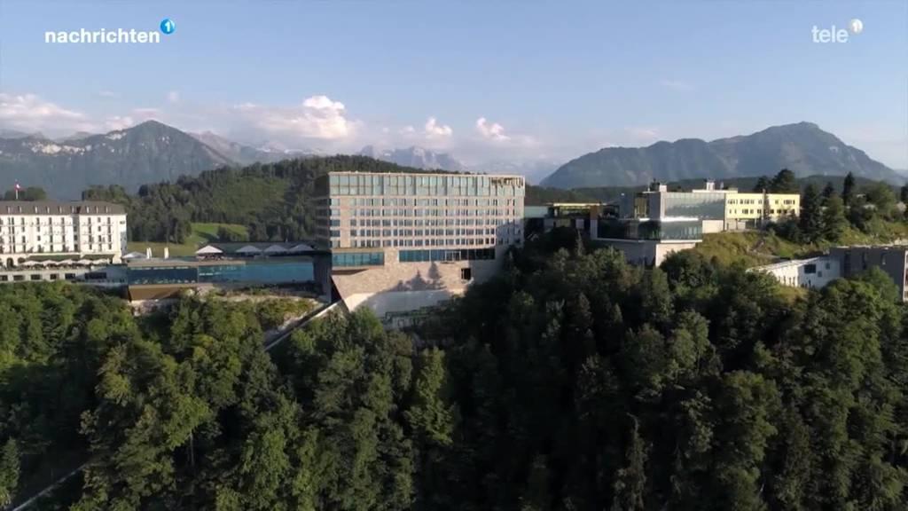 WEF auf Bürgenstock und in Luzern gefährdet
