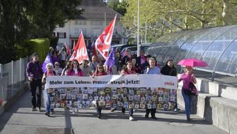 1. Mai-Feier Grenchen - Lengnau