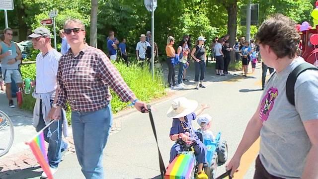 Mehr Rechte für Regenbogenfamilien