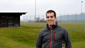 Michael Zaugg ist der erste Präsident des FC Schnottwil-Limpachtals.