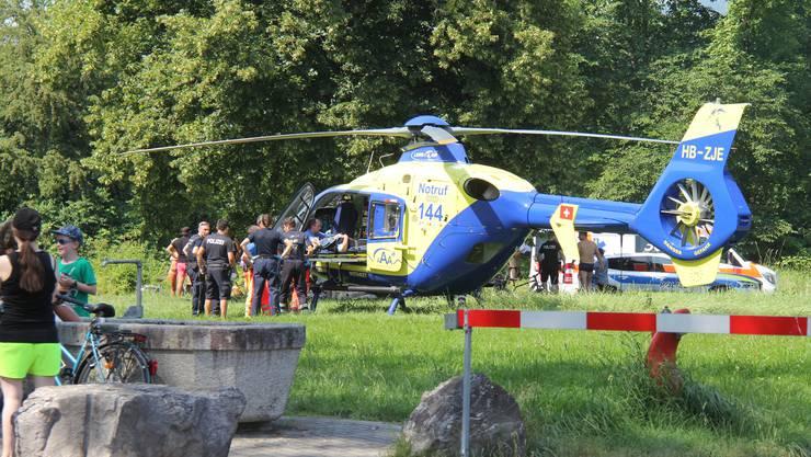 Der Pole konnte aus der Reuss gerettet werden, verstarb aber später im Spital.