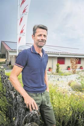 «Ich bedaure, dass die Bio-Branche den Begriff Naturwein noch nicht verbindlich definiert hat»: Roland Lenz, Winzer in Uesslingen/Iselisberg.