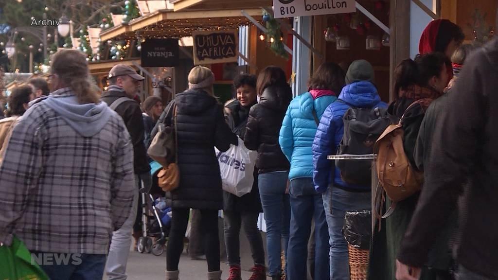 Grosse Einschränkungen: Weihnachtsmärkte in Stadt Bern dürfen stattfinden