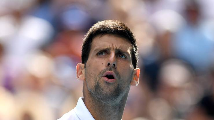 Novak Djokovic reiste rechtzeitig aus den USA aus.