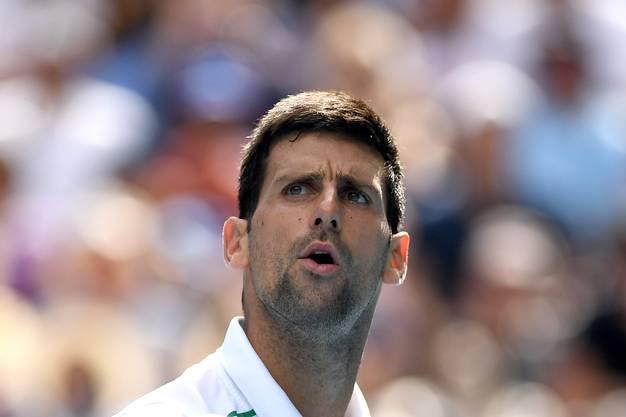 Novak Djokovic sorgte mit der Äusserung, sich einem möglichen Impfzwang gegen das Coronavirus zu widersetzen, für Aufsehen.