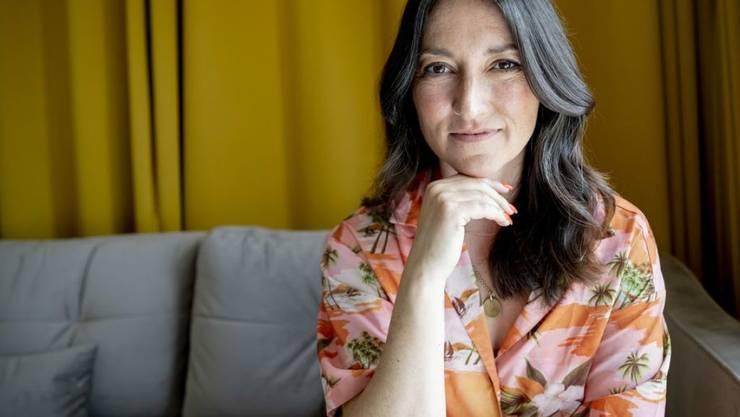 Die deutsche Autorin Charlotte Roche versteckt die Streitereien mit ihrem Mann nicht mehr. (Archiv)