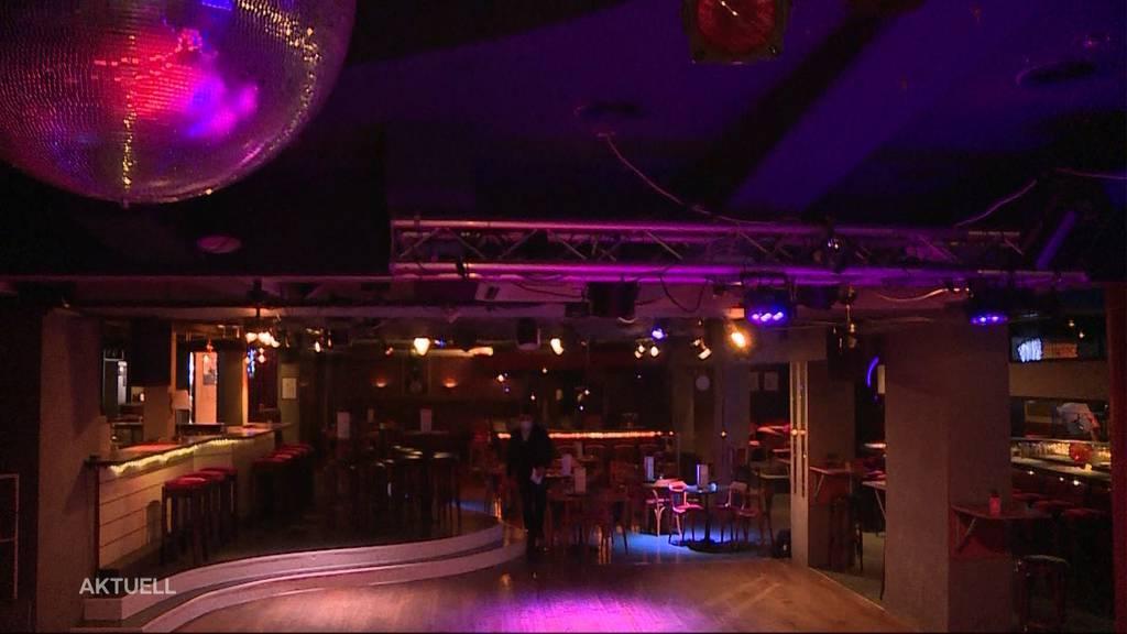 Die ersten Aargauer Bars und Clubs schliessen wegen den verschärften Corona-Massnahmen