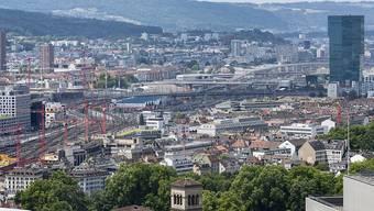 Die Mieten in der Schweiz sind im Oktober laut Homegate stabil geblieben. (Archiv)