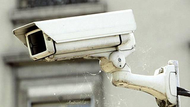 Kein Videoüberwachungs-Gesetz in Zürich (Archiv)