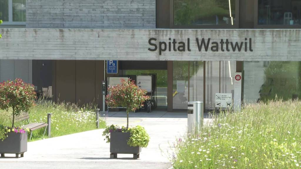 Rückzug: Kanton überlässt Spital Wattwil der Gemeinde