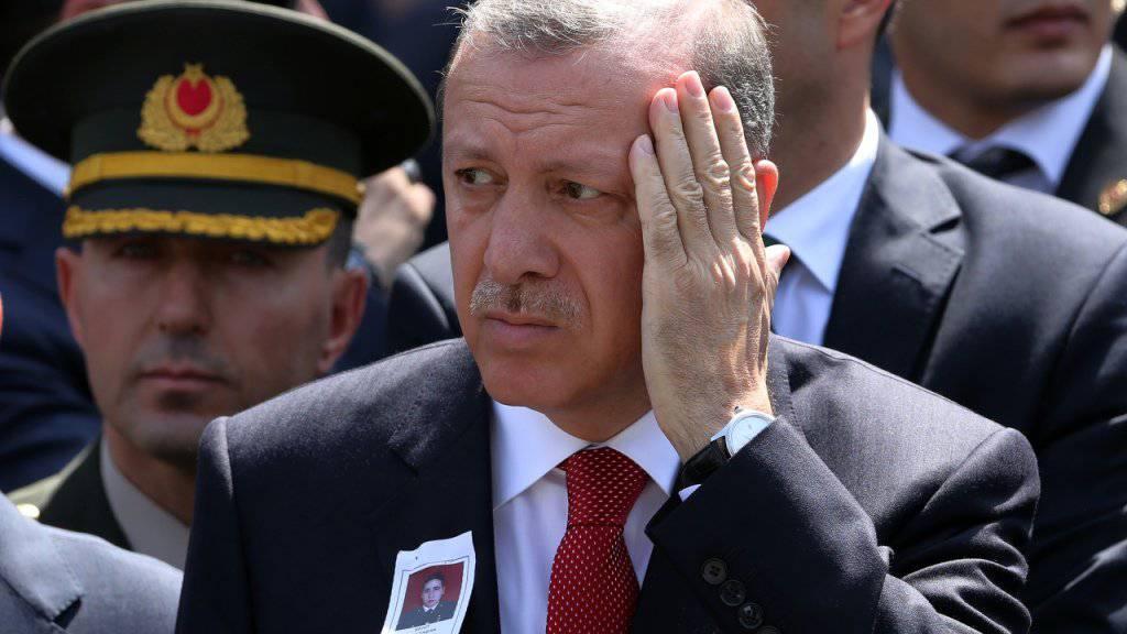 Wehe dem, der Recep Tayyip Erdogan kritisiert: Schüler in der Türkei verurteilt