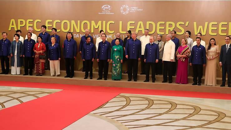 APEC-Gipfel: Die elf Vertragspartner des Transpazifischen Handelsabkommens TPP sind sich im Grundsatz einig, trotz des Rückzugs der USA weitermachen zu wollen.