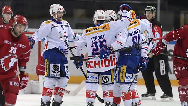 Kloten wahrte seine letzte Chance mit einem Sieg in Lausanne