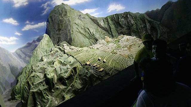 Machu Picchu ist die grösste Touristenattraktion Perus (Archiv)