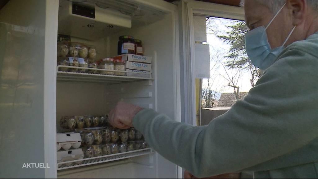 Wachteleier-Boom vor Ostern: Züchter Beat Buchle kommt an seine Grenzen