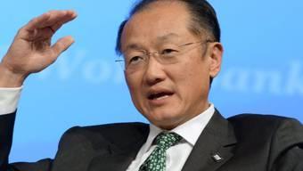 Weltbank-Chef Jim Yong Kim kündigt Reformen an