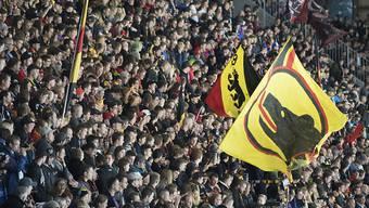 Gegen Fribourg-Gottéron war die PostFinance-Arena in Bern erstmals in der neuen Saison ausverkauft