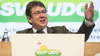 SVP-Präsident will online neue Wähler finden.