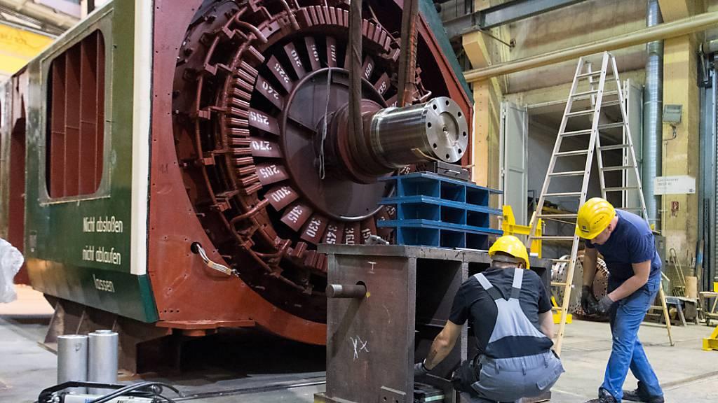Deutsche Industrie mit unerwartet deutlichem Auftragsplus
