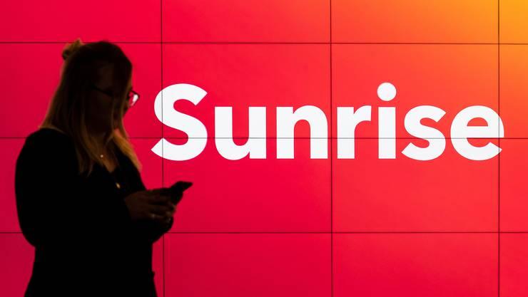 Ist nun doch zur Übernahme bereit: Sunrise soll von Liberty Global, der Besitzerin von UPC, übernommen werden.