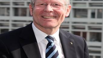 Knapp im Amt bestätigt: Oltens Stadtpräsident Ernst Zingg (FdP).