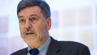 Gemeindeammann Dieter Martin (FDP): «Die Steuererhöhung ist unabdingbar, um den Finanzhaushalt der Gemeinde einigermassen im Lot zu halten.»
