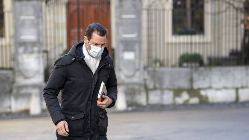 Staatsanwalt fordert bedingte Freiheitsstrafe für Maudet