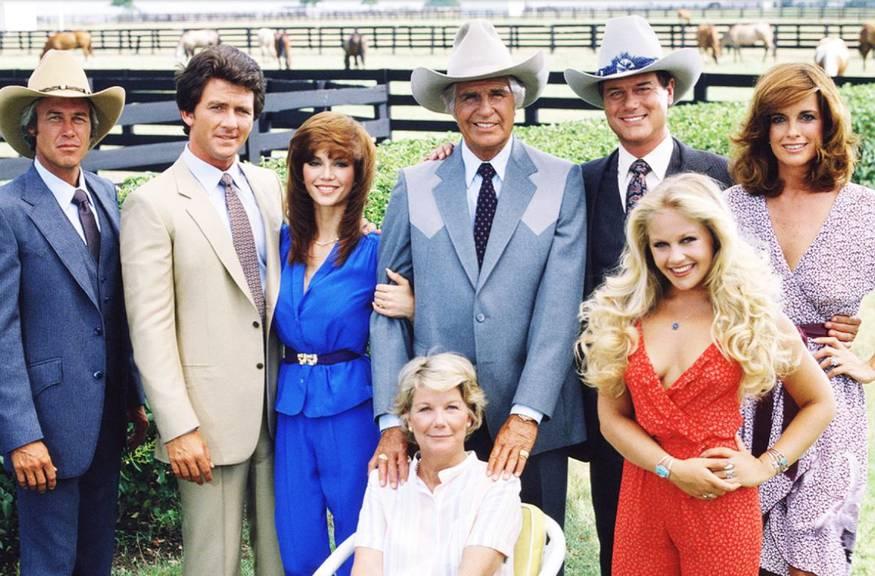 Affären und Intrigen umgeben das Leben der Familie Ewing.