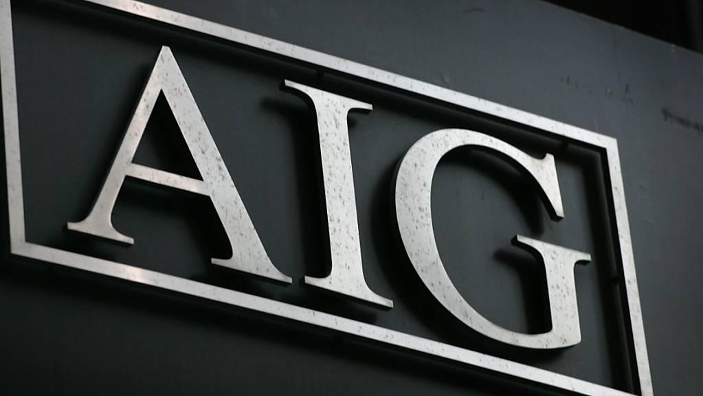 Der amerikanische Versicherungsriese AIG will seine Lebensversicherungs- und Altersvorsorgesparte abspalten. (Archivbild)