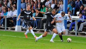 Als der FC Olten 2012 zum bisher letzten Mal im Schweizer Cup dabei war, kam der FC Lugano ins Kleinholz.