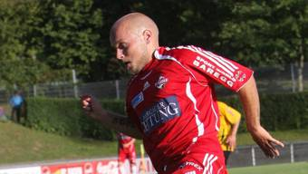 Der FC Baden überzeugt gegen Meyrin.